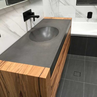 Concrete Envy Polished Conrete Sink