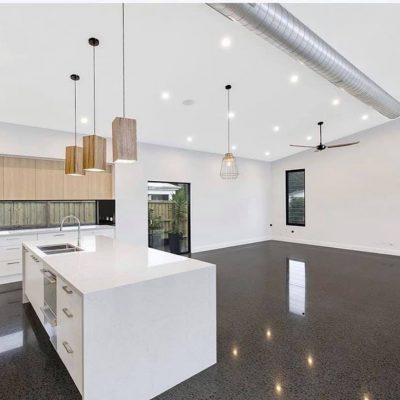 Residential Concrete Floors Newcastle
